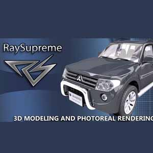Buy RaySupreme 3D CD Key Compare Prices