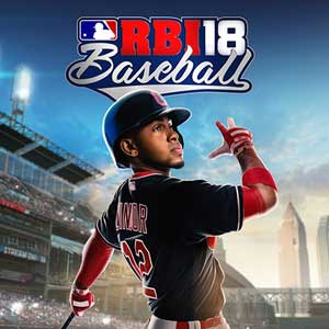 Buy R.B.I. Baseball 18 Xbox One Compare Prices