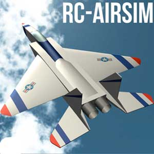RC-AirSim RC Model Airplane Flight Simulator
