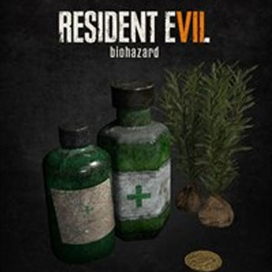 RE7 Biohazard Survival Pack Recovery Set