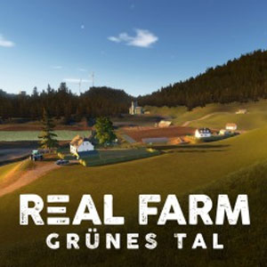Real Farm Grunes Tal Map