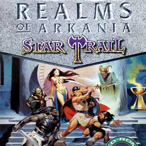 Realms of Arkania 2 Star Trail Classic