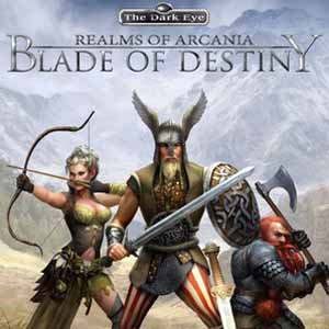 Buy Realms of Arkania Blade of Destiny Xbox One Code Compare Prices