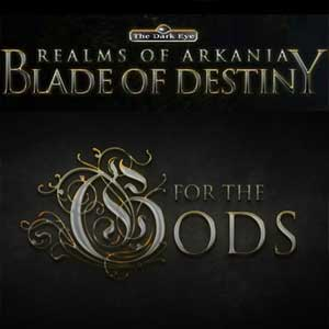 Buy Realms of Arkania Blade of Destiny For the Gods CD Key Compare Prices