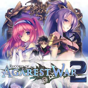 Buy Record of Agarest War 2 PS3 Game Code Compare Prices