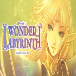 Record of Lodoss War-Deedlit in Wonder Labyrinth