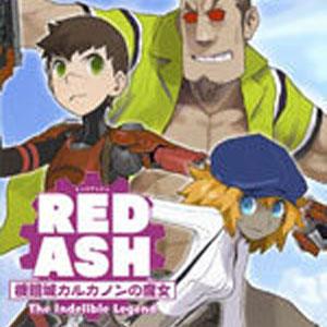 Red Ash The Indelible Legend