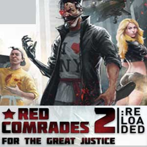 Buy Red Comrades 2 For the Great Justice CD Key Compare Prices