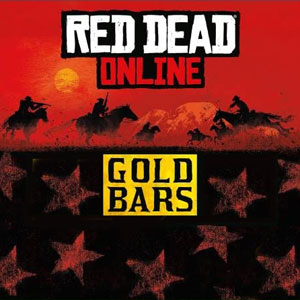 Buy Red Dead Online Gold Bars PS4 Compare Prices