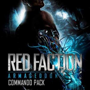 Buy Red Faction Armageddon Commando Pack CD Key Compare Prices