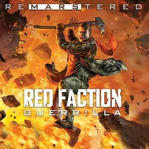 Buy Red Faction Guerrilla Re-Mars-tered CD Key Compare Prices