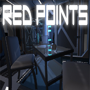 Red points