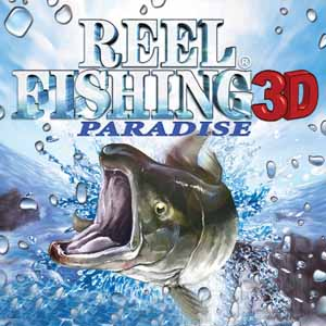 Buy Reel Fishing Paradise 3D Nintendo 3DS Download Code Compare Prices