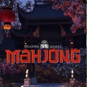 Relaxing VR Games Mahjong