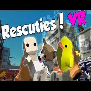 Buy Rescuties VR CD Key Compare Prices