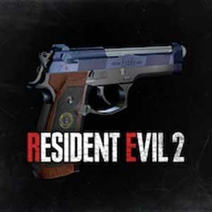 Resident Evil 2 Deluxe Weapon Samurai Edge Chris Model
