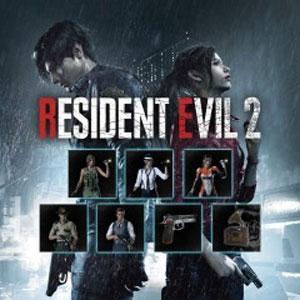 Resident Evil 2 Extra DLC Pack
