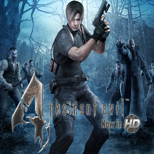 Buy Resident Evil 4 HD PS4 Game Code Compare Prices
