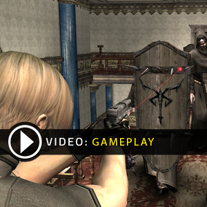 Resident Evil 4 HD Gameplay Video