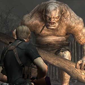 Resident Evil 4 HD Monster