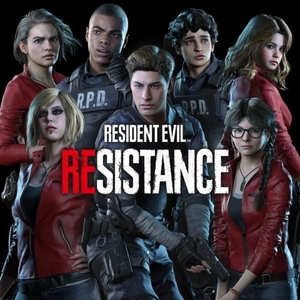 RESIDENT EVIL RESISTANCE Leon and Claire Survivor Costume 2-Pack