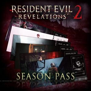 Resident Evil Revelations 2 Season Pass