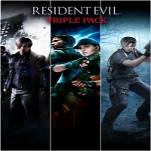 Buy Resident Evil Triple Pack Xbox One Compare Prices