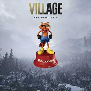 Buy Resident Evil Village Mr. Raccoon Weapon Charm CD Key Compare Prices