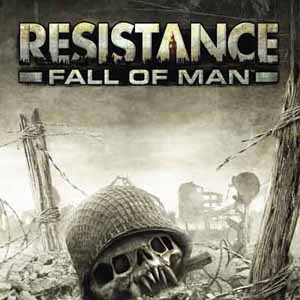 Buy Resistance Fall of Man PS3 Game Code Compare Prices