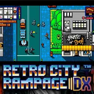 Buy Retro City Rampage DX Nintendo Switch Compare Prices