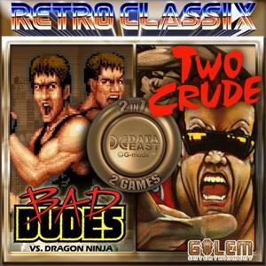 Buy Retro Classix 2in1 Bad Dudes & Two Crude Dudes Nintendo Switch Compare Prices