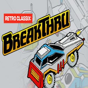 Retro Classix BreakThru