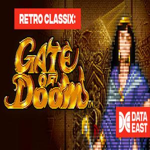 Retro Classix Gate of Doom