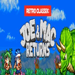 Retro Classix Joe & Mac Returns
