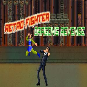 Retro Fighter Dragons Revenge