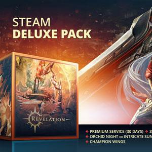 Revelation Online Deluxe Pack