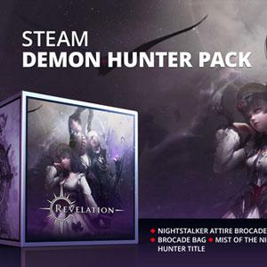 Revelation Online Demon Hunter Pack