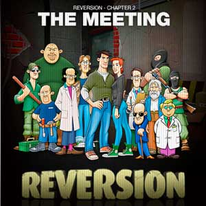 Buy Reversion The Meeting 2nd Chapter CD Key Compare Prices