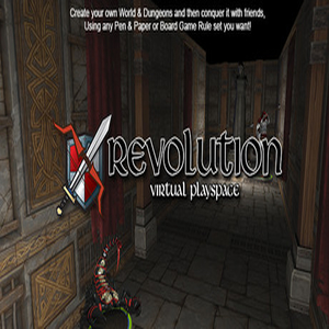 Revolution Virtual Playspace