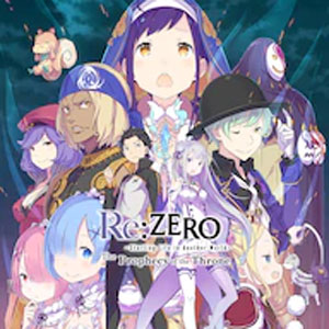 Buy ReZERO Starting Life in Another World The Prophecy of the Throne CD Key Compare Prices