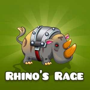 Rhinos Rage