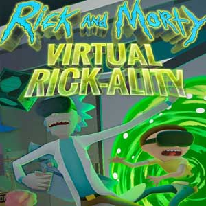 Buy Rick and Morty Simulator Virtual Rick-ality PS4 Compare Prices