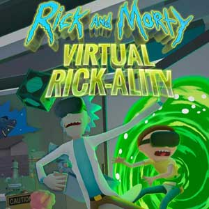 Buy Rick and Morty Virtual Rick-ality CD Key Compare Prices
