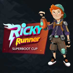 Ricky Runner SUPERBOOT CUP