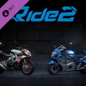 Ride 2 Aprilia and Suzuki Bonus Pack
