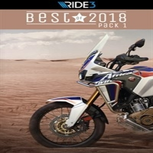 RIDE 3 Best of 2018 Pack 1