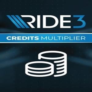 RIDE 3 Credits Multiplier