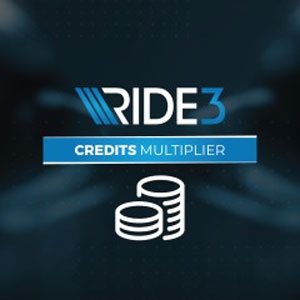 RIDE 3 Credits Multiplier