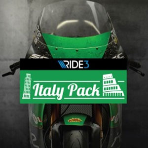 RIDE 3 Italy Pack
