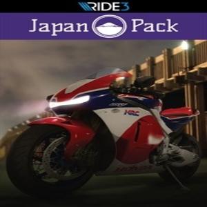 RIDE 3 Japan Pack